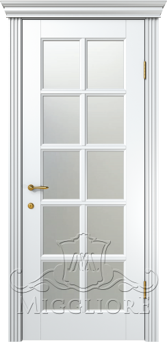 Белые двери в интерьере: 30+ лучших дизайнерских идей и