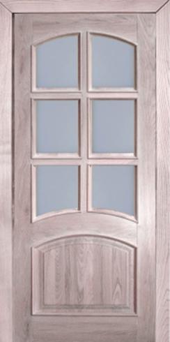 Белорусские межкомнатные двери Арсенал из массива дерева