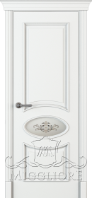 FLEURANS PALE ROYAL ML061 V-B BIANCO