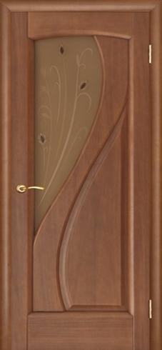 Межкомнатные двери шпон анегри лиана ульяновских фабрик