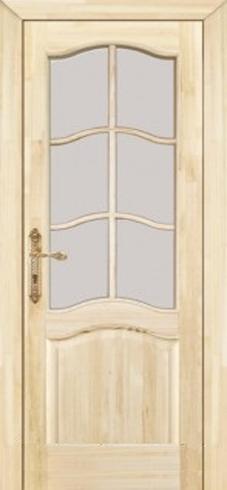 Арсенал Двери модель 7 Ш ДОФ Сосна натуральная