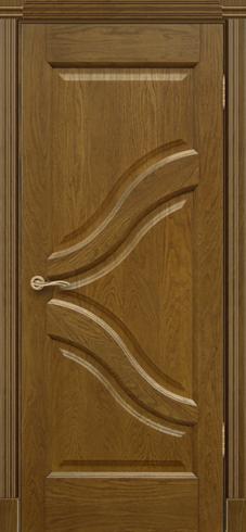 Двери из массива натурального дерева глория