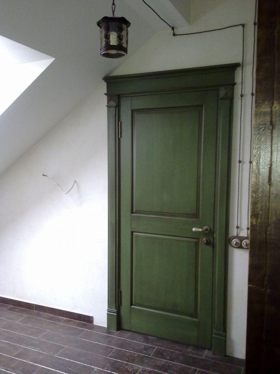 Двери в стиле кантри фото