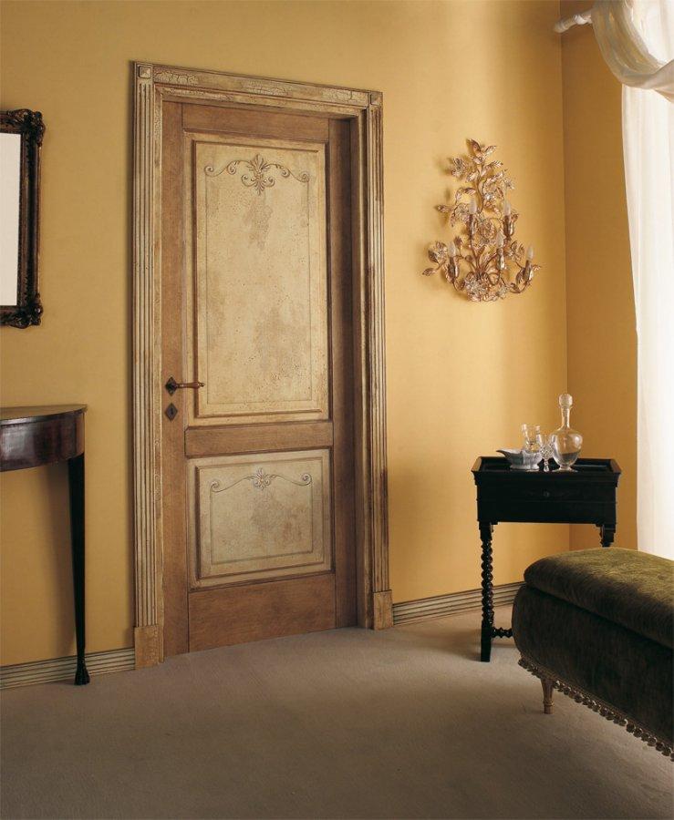 Декор дверей фото