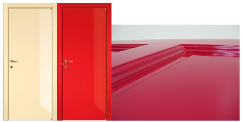 Стоит ли выбирать крашеные межкомнатные двери?