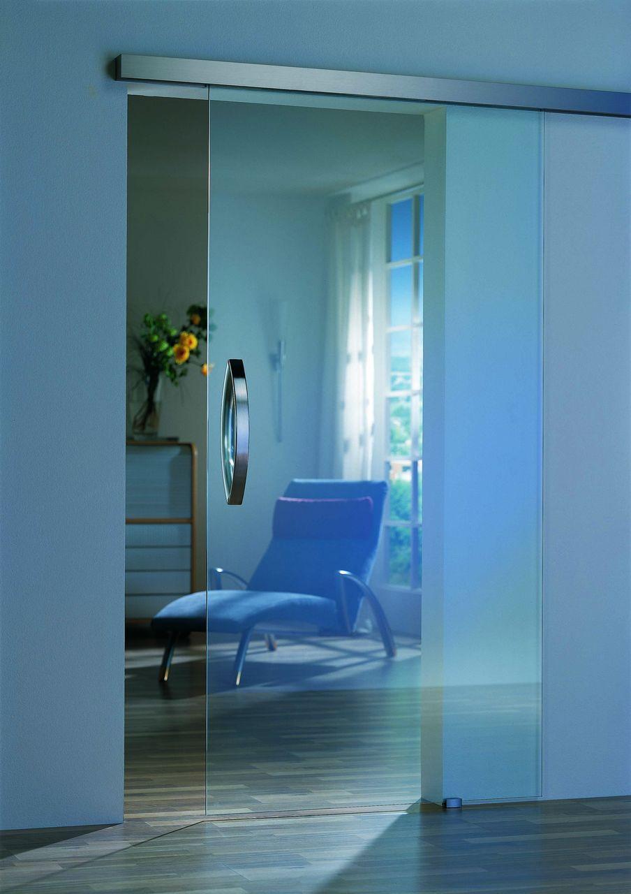 Декорирование стеклянных межкомнатных дверей