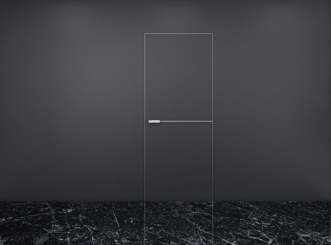 дверь невидимка под покраску