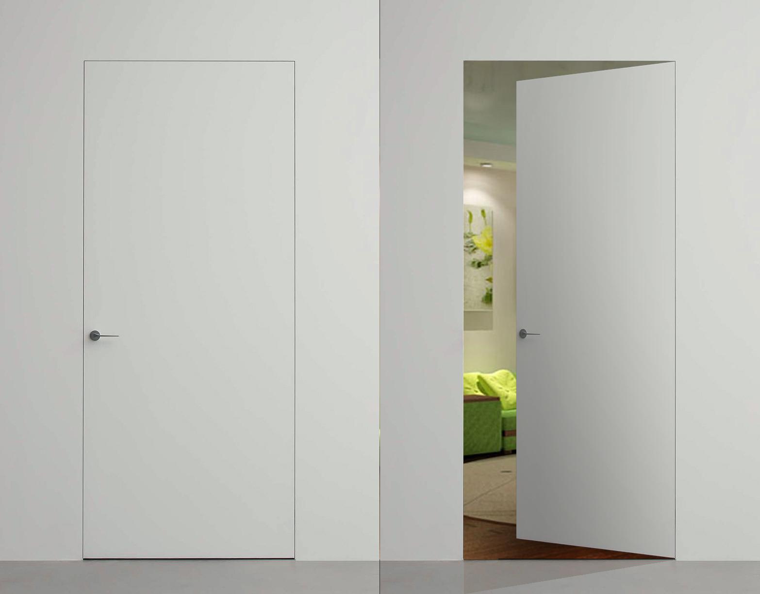 Картинки по запросу Межкомнатные двери со скрытой коробкой